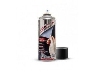 SPRAY FILM WRAPPER NERO OPACO RAL9005M 400ML