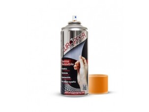 SPRAY FILM WRAPPER ARANCIO FLUO RAL2611 400ML