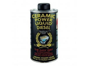 CERAMIC POWER LIQUID DIESEL 450ML