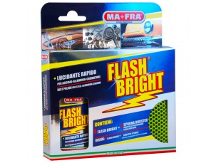 FLASH BRIGHT KIT +SPUGNA BOOSTER 80 ML