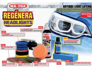 REGENERA HEADLIGHTS KIT (PROFESSIONAL) I