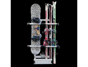 SKI PASS SKI & BOARD MAGNUM CLASSIC 6 PAIA SCI / 4 TAVOLE SNOW BOARD
