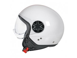 CASCO L-2 DEMI-JET BANDIERA ITALIANA