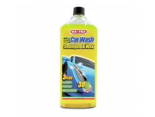 CAR WASH SHAMPOO & CERA 1000 ML