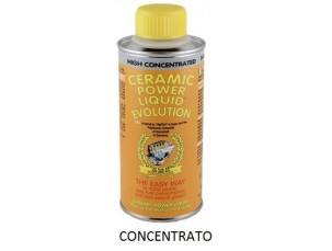 CERAMIC POWER LIQUID EVOLUTION CONCENTRATO 250ML FINO 2500CC