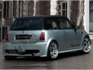 PARAURTI POSTERIORE FLETCHERS MINI (BMW)