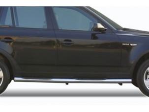 GRAN PEDANE SOTTOPORTA INOX BMW X3 (E83) 2003 -