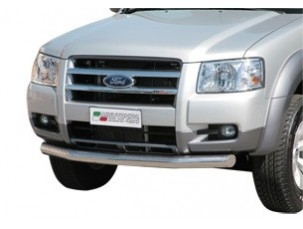 SLASH BAR DIAMETRO 7 MM INOX FORD RANGER 2007 - 2009