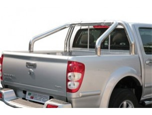 ROLL BAR ONDE 2 TUBI GREAT WALL STEED DOP.CABINA 08 - 11
